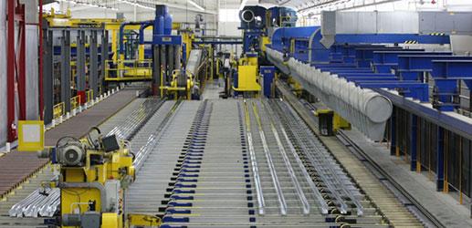 تولیدکنندگان پروفیل آلومینیوم